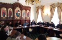 Состоялась презентация информационной системы поддержки строительства православных храмов г. Москвы
