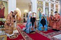 Митрополит Крутицкий Ювеналий возглавил торжества в Рязанской митрополии по случаю 1000-летия преставления равноапостольного князя Владимира