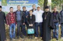 В Москве прошла церковно-общественная акция, посвященная первому общецерковному дню особой молитвы о Божием творении