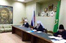 Специфика служения благочинных и практика окормления малолюдных поселений обсуждаются в Межсоборном присутствии