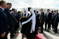 Начался Первосвятительский визит Святейшего Патриарха Кирилла в Симбирскую митрополию