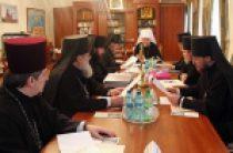 Состоялось очередное заседание Синода Православной Церкви Молдовы
