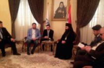Делегация из России доставила в Сирию гуманитарную помощь