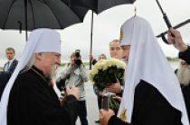 Начался Первосвятительский визит Святейшего Патриарха Кирилла в Чувашскую митрополию