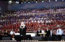 В День славянской письменности и культуры Святейший Патриарх Кирилл откроет на Красной площади всероссийский праздничный концерт