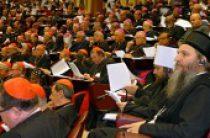 Митрополит Волоколамский Иларион выступил на заседании Синода католических епископов в Ватикане
