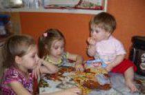 При поддержке православной службы «Милосердие» началась кампания сбора продуктовой помощи нуждающимся детям
