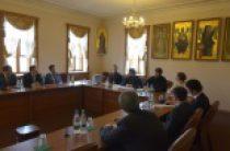Состоялась встреча представителей ОВЦС с советниками по прессе посольств арабских стран в Москве