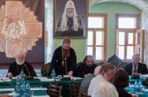 Состоялось заседание Общего собрания профессорско-преподавательской корпорации Московской духовной академии