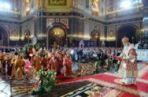 В.Р. Легойда: В Пасхальных богослужениях приняло участие более миллиона москвичей