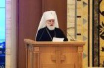 Приветствия Архиерейскому Собору направили главы ряда государств, составляющих каноническую территорию Московского Патриархата