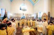 В Петропавловско-Булаевской епархии прошли торжества, посвященные 1000-летию преставления святого равноапостольного князя Владимира