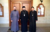 Архиереи Русской Православной Церкви посетили Ливан