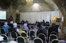 В Иосифо-Волоцком монастыре состоялась конференция посвященная 500-летию преставления основателя обители