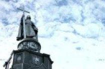 В канун дня памяти Крестителя Руси Предстоятель Украинской Православной Церкви возглавил молебен и крестный ход в столице Украины