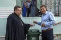 В Москве подведены итоги церковно-общественной экологической акции по сбору использованных элементов питания