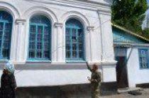 На территории храма Северодонецкой епархии разорвался снаряд