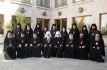Состоялось первое в 2015 году заседание Синода Белорусской Православной Церкви