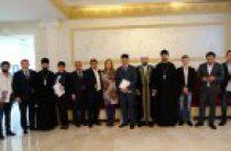 Представитель Русской Церкви выступил на прошедшем в Общественной палате РФ круглом столе, посвященном влиянию спорта на укрепление межнациональных и межрелигиозных отношений
