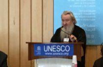 Глава Татарстанской митрополии выступил на заседании ЮНЕСКО, посвященном управлению объектами Всемирного наследия религиозного значения
