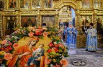 В праздник Иверской иконы Божией Матери Предстоятель Русской Церкви совершил Литургию в Новодевичьем монастыре г. Москвы и возглавил хиротонию архимандрита Антония (Севрюка) во епископа Богородского
