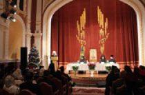 Митрополит Киевский Онуфрий возглавил торжества по случаю открытия Сумской духовной семинарии