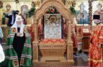 Деснице великомученика Георгия Победоносца в Москве поклонились более 70 тысяч человек