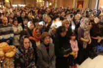 На подворье Русской Православной Церкви в Белграде молитвенно почтили память блаженной Ксении Петербургской