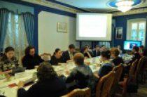 На заседании коллегии Синодального отдела по благотворительности обсудили проблему соблюдения прав подопечных психоневрологических интернатов