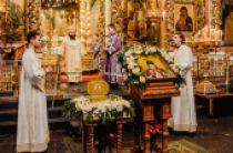 Более 50 тысяч человек поклонились мощам святителя Луки (Войно-Ясенецкого), находившимся в Донском монастыре Москвы