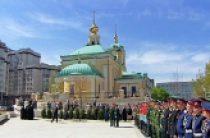Церкви Преображения Господня на Преображенской площади г. Москвы присвоен статус главного храма Сухопутных войск РФ