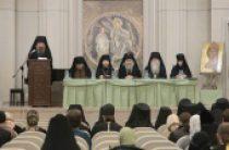 В московском Сретенском монастыре прошло совещание игуменов и игумений ставропигиальных монастырей