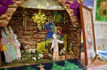 В исторической резиденции Московских митрополитов проходит фестиваль детского творчества «Свет Христов»