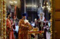 На федеральных телеканалах и портале Патриархия.ru состоится прямая трансляция Пасхального богослужения в Храме Христа Спасителя