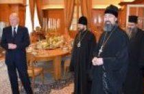 Завершилась рабочая поездка председателя Отдела внешних церковных связей в Болгарию