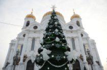 Сводный детский хор будет петь за Патриаршим богослужением в Храме Христа Спасителя