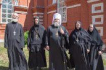 Комиссия Синодального отдела по монастырям и монашеству посетила женскую общину в с. Люк Ижевской епархии