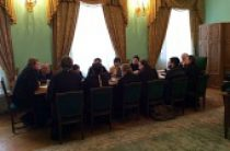 Состоялось расширенное заседание коллегии Учебного комитета Русской Православной Церкви