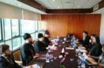 В Каире состоялось первое заседание Комиссии по диалогу между Русской Православной Церковью и Коптской Церковью