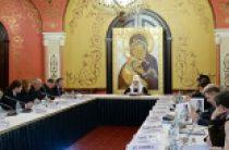 Состоялось второе заседание Попечительского совета Новоспасского ставропигиального монастыря