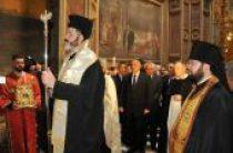 В день тезоименитства Предстоятеля Русской Церкви перед мощами равноапостольного Кирилла в Риме был совершен молебен