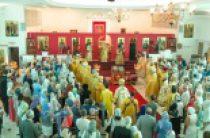 Совершено освящение крупнейшего на юго-восточном побережье США православного храма