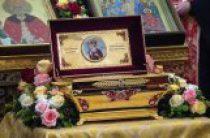 Начался заключительный этап принесения мощей святого князя Владимира в епархии Русской Православной Церкви
