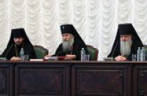 В Троице-Сергиевой лавре состоялось совещание ответственных за работу с монастырями в епархиях Русской Православной Церкви