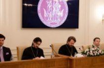 В Общецерковной аспирантуре состоялась защита магистерских диссертаций