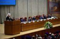 Состоялось пленарное заседание казачьего направления Международных Рождественских чтений
