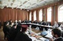 Состоялось общее собрание членов Издательского Совета Русской Православной Церкви
