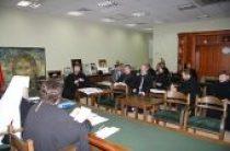 Программу московских торжеств в честь 1000-летия преставления Крестителя Руси обсудили в Московской Патриархии