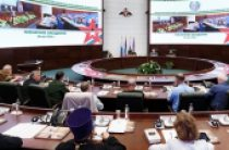 Председатель Синодального отдела по взаимодействию с Вооруженными силами принял участие в первом заседании Общественного совета Министерства обороны РФ в новом составе