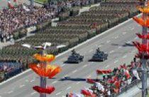 Патриарший экзарх всея Беларуси присутствовал на параде в Минске по случаю 70-летия Победы
